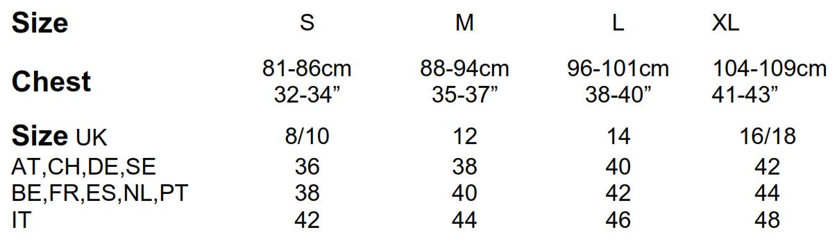 Mantis: Ladies` Long Vest M72