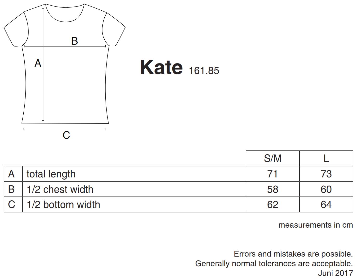 nakedshirt: Kate Viscose-Cotton Fashion Boxy T-Shirt TF-SSL-O-BL128