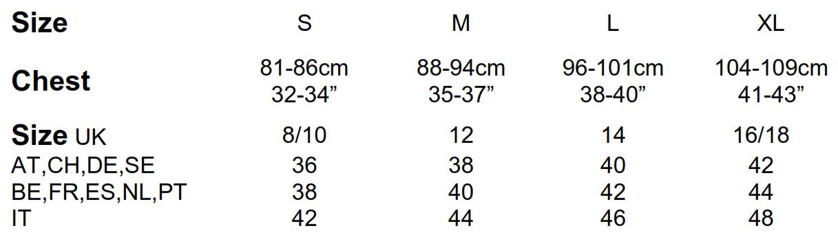 Mantis: Ladies` Superstar Zip Through Hoodie M84