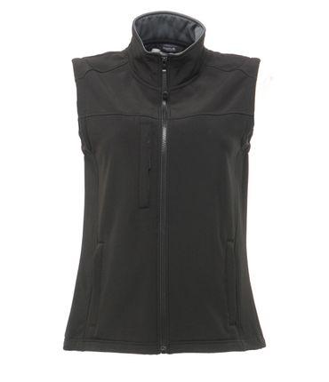 Regatta: Ladies` Flux Softshell Bodywarmer TRA790 – Bild 2