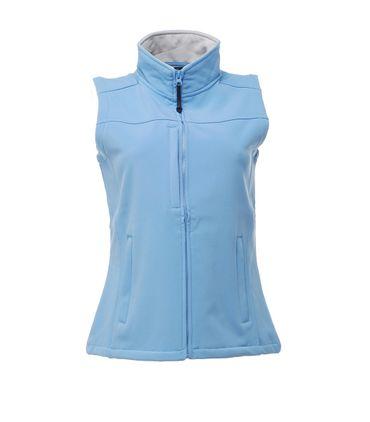 Regatta: Ladies` Flux Softshell Bodywarmer TRA790 – Bild 4