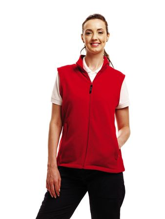 Regatta: Ladies` Mirco Fleece Bodywarmer TRA802 – Bild 1