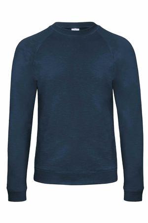 B&C: Vintage Raglan Sweatshirt DNM Starlight Men WMD22 – Bild 4