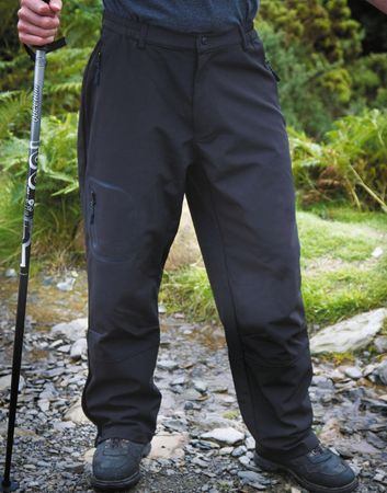 Result: Performance Soft Shell Trousers R132M – Bild 1