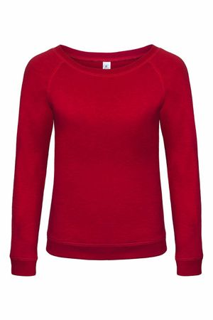 B&C: Ladies` Vintage Raglan Sweatshirt DNM Starlight Women WWD23 – Bild 5