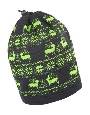 Result: Reindeer Snood Hat R359X – Bild 4