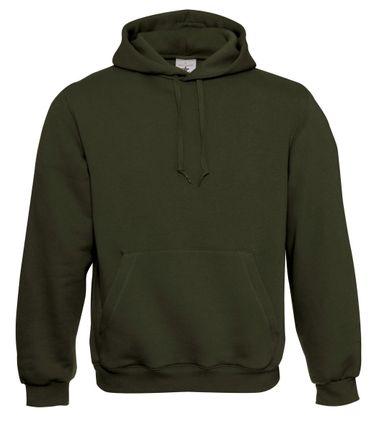B&C: Kapuzen-Sweatshirt Hooded WU620 – Bild 17