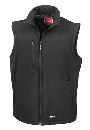 Result: Soft Shell Bodywarmer R123X – Bild 3