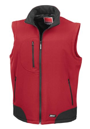 Result: Soft Shell Bodywarmer R123X – Bild 5