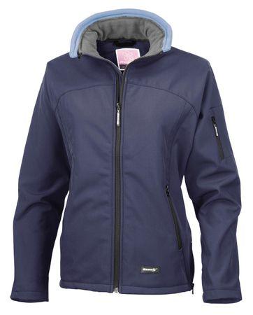 Result: Ladies` Soft Shell Jacket R122F – Bild 3