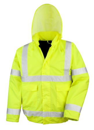 Result: Core High Viz Winter Blouson R217X – Bild 2