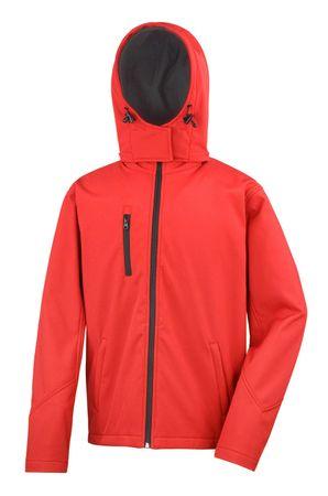 Result: TX Performance Hooded Softshell Jacket R230M – Bild 4