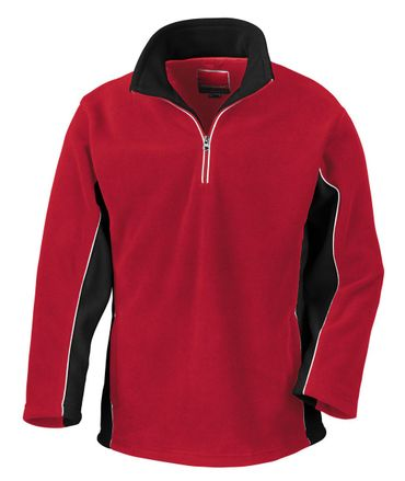 Result: Tech3™ Sport Fleece 1/4 Zip Sweater R086X – Bild 5