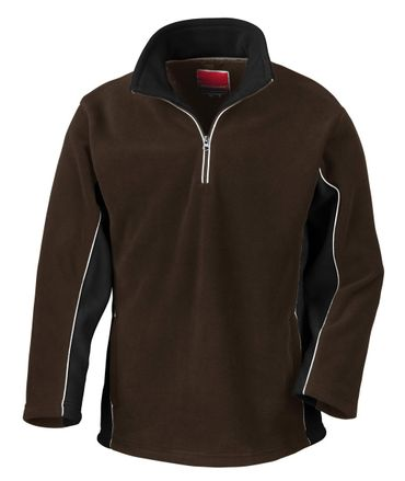 Result: Tech3™ Sport Fleece 1/4 Zip Sweater R086X – Bild 6