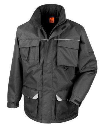 Result: Work-Guard Sabre Long Coat R301X – Bild 2