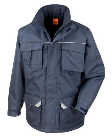 Result: Work-Guard Sabre Long Coat R301X – Bild 3