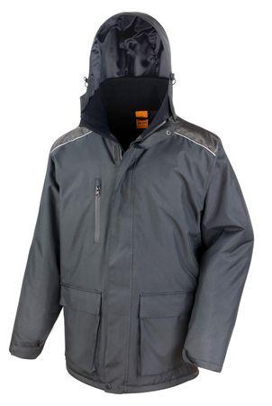 Result: Work-Guard Vostex Long Coat R305X – Bild 3