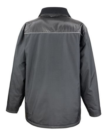 Result: Work-Guard Vostex Long Coat R305X – Bild 4