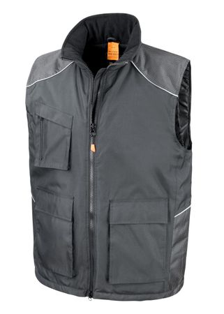 Result: Work-Guard Vostex Bodywarmer R306X – Bild 2