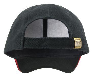 Result Caps: Sandwich Brushed Cotton Cap RC025P – Bild 4