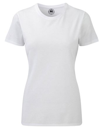 Russell Europe: Ladies` HD Tee R-165F-0 – Bild 2