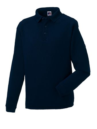 Russell Europe: Workwear Polo-Sweatshirt  R-012M-0 – Bild 3