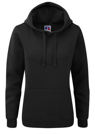 Russell Europe: Ladies` Authentic Hooded Sweat R-265F-0 – Bild 3