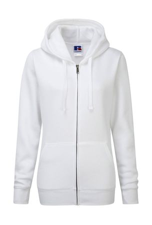 Russell Europe: Ladies` Authentic Zipped Hood R-266F-0 – Bild 2