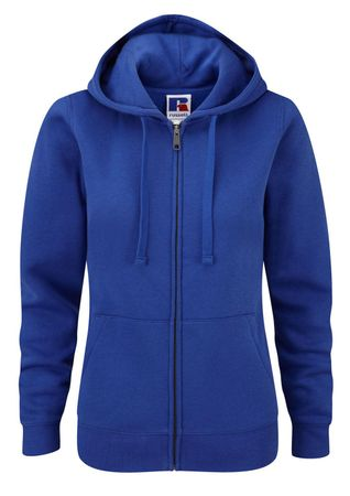 Russell Europe: Ladies` Authentic Zipped Hood R-266F-0 – Bild 6