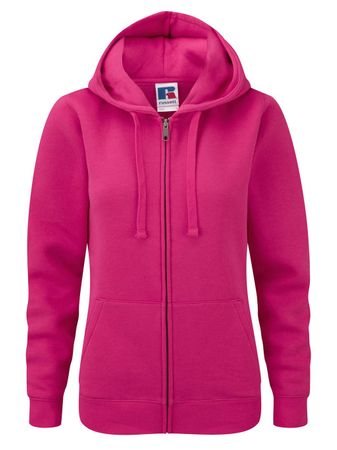 Russell Europe: Ladies` Authentic Zipped Hood R-266F-0 – Bild 10