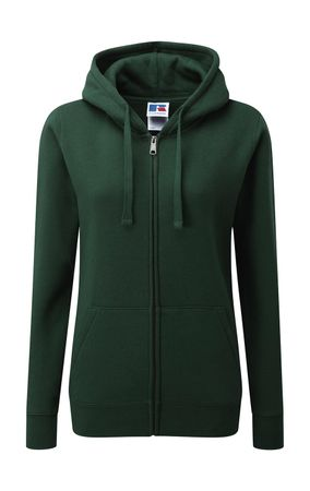 Russell Europe: Ladies` Authentic Zipped Hood R-266F-0 – Bild 13