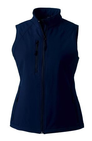 Russell Europe: Ladies` Soft Shell Gilet  R-141F-0 – Bild 4
