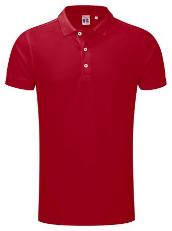 Russell Europe: Men`s Stretch Polo R-566M-0 – Bild 8