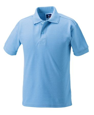 Russell Europe: Kids` Polo Shirt R-599B-0 – Bild 6