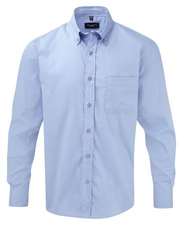 Russell Europe: Classic Twill Shirt LS R-916M-0 – Bild 6