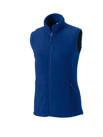 Russell Europe: Ladies` Gilet Outdoor Fleece R-872F-0 – Bild 5