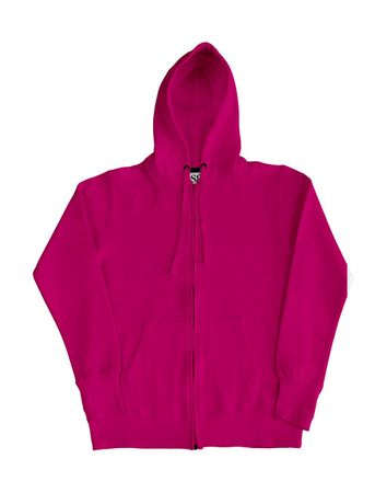 SG: Ladies` Heavyweight Full Zip Hoodie SG28F – Bild 7