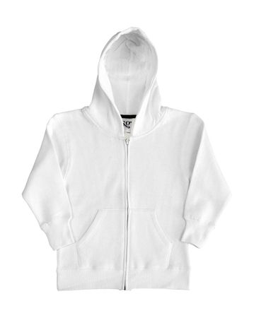 SG: Kids` Heavyweight Full Zip Hoodie SG28K – Bild 2