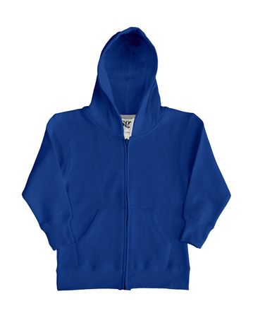 SG: Kids` Heavyweight Full Zip Hoodie SG28K – Bild 5