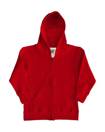 SG: Kids` Heavyweight Full Zip Hoodie SG28K – Bild 6