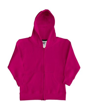 SG: Kids` Heavyweight Full Zip Hoodie SG28K – Bild 7