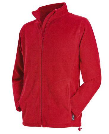 Stedman: Active Fleece Jacket Men ST5030 – Bild 6