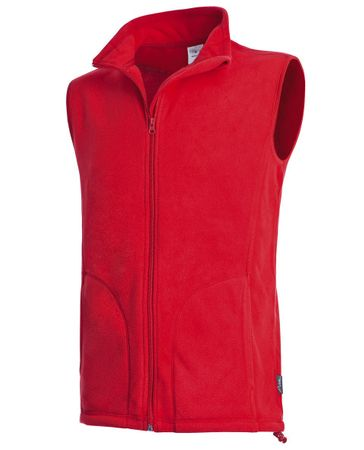Stedman: Active Fleece Vest Men ST5010 – Bild 6