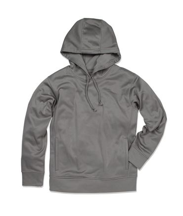 Stedman: Active Bonded Fleece Hoody Men ST5800 – Bild 3