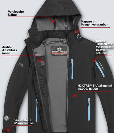 StormTech: Ladies` Expedition Softshell XB-2W – Bild 8