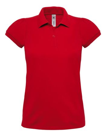 B&C: Ladies` Heavymill Polo Heavymill Women PW460 – Bild 8