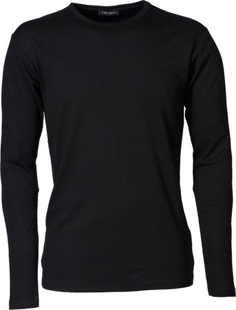 Tee Jays: Mens LS Interlock T-Shirt 530 – Bild 3