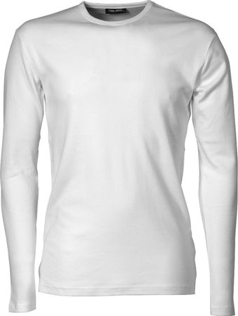 Tee Jays: Mens LS Interlock T-Shirt 530 – Bild 2