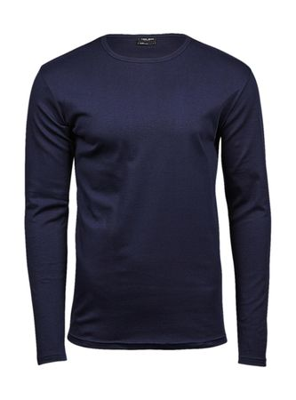 Tee Jays: Mens LS Interlock T-Shirt 530 – Bild 5