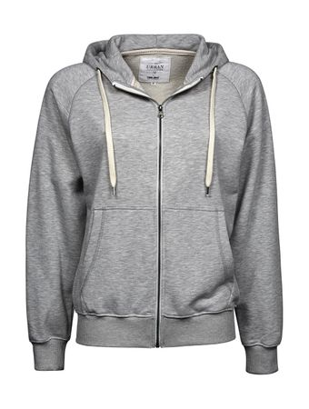 Tee Jays: Ladies Urban Zip Hoodie 5403 – Bild 3